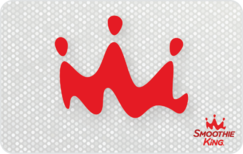 Sell Smoothie King Gift Card
