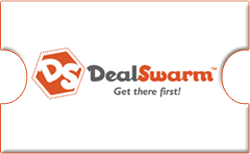 Sell DealSwarm Gift Card