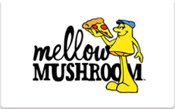 Buy Mellow Mushroom Gift Card