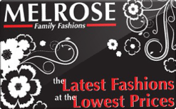 Sell Melrose Store Gift Card