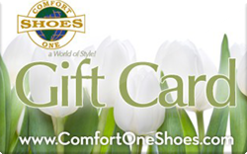 Buy Comfort One Shoes Gift Card