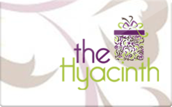 Sell The Hyacinth Gift Card