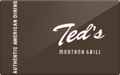 Ted's Montana Grill Gift Card - Check Your Balance Online | Raise.com