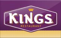 Buy Kings Family Restaurants Gift Card