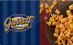Sell Garrett Popcorn Shops Gift Card