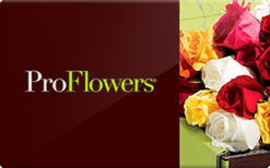 Sell ProFlowers Gift Card