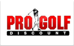 Sell Pro Golf Discount Gift Card