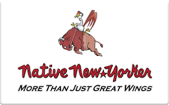 Sell Native New Yorker Gift Card