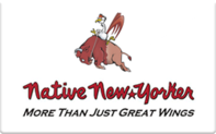 Buy Native New Yorker Gift Card