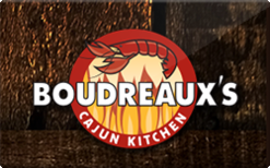 Buy Boudreaux's Cajun Kitchen Gift Card