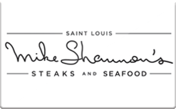 Buy Mike Shannon's Steaks & Seafood Gift Card