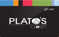 Sell Plato's Closet Gift Card