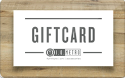 Buy I.O. Metro Gift Card