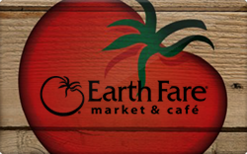 Buy Earth Fare Gift Card