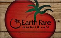 Buy Earth Fare Gift Card