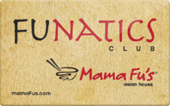 Sell Mama Fu's Gift Card