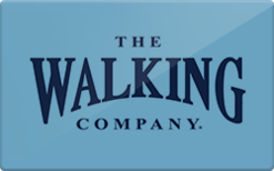 Sell The Walking Company Gift Card