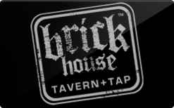 Sell Brick House Tavern + Tap Gift Card