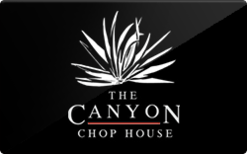 Sell The Canyon Chop House Gift Card