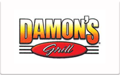 Sell Damon's Grill Gift Card