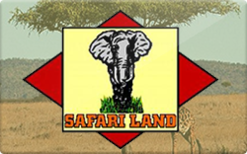 Sell Safari Land Gift Card