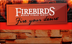 Sell Firebirds Gift Card