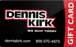 Buy Dennis Kirk Gift Card