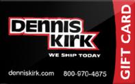 Buy Dennis Kirk Gift Card
