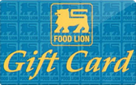 Buy Food Lion Gift Card