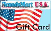 Buy BrandsMart USA Gift Card