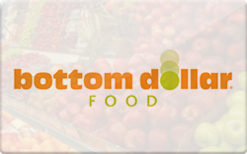 Sell Bottom Dollar Food Gift Card