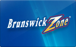 Sell Brunswick Zone Gift Card