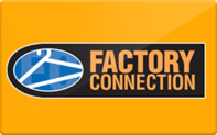 Buy Factory Connection Gift Card