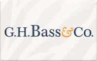 Buy G.H. Bass & Co. Gift Card