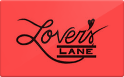 Sell Lover's Lane Gift Card
