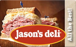 Sell Jason's Deli Gift Card