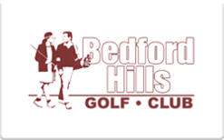 Buy Bedford Hills Golf Club Gift Card