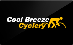 Sell Cool Breeze Cyclery Gift Card