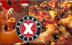 Sell Extreme Pizza Gift Card