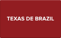 Buy Texas de Brazil Gift Card