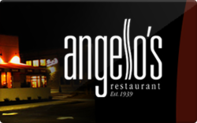 Buy Angelo's Restaurant Gift Card