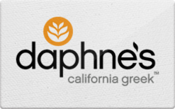 Sell Daphne's Greek Cafe Gift Card