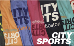 Sell City Sports Gift Card