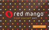 Buy Red Mango Gift Card