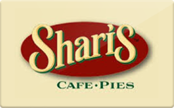 Sell Shari's Gift Card