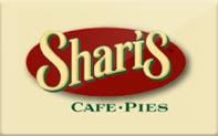 Buy Shari's Gift Card