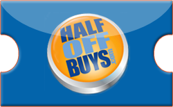 Sell Half Off Buys Gift Card