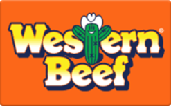 Sell Western Beef Gift Card