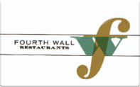 Buy Fourth Wall Restaurants Gift Card