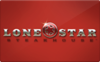 Buy Lone Star Steakhouse Gift Card